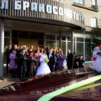 свадьба Конаково :: Сергей Типографщик