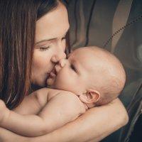 мама и сынок :: Наталья Павлова