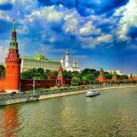 Москва :: Ольга Сорокина