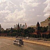Москва 2014 :: Кристина Андреевна