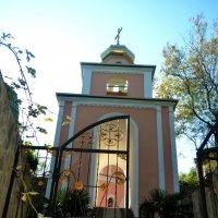 В Ялте (Храм Воскресения Христово ) :: Marina Timoveewa