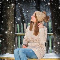 ***** (а снег идёт...) :: Сергей В. Комаров