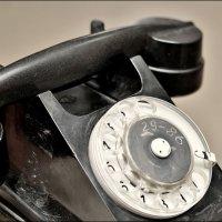 Звонок в прошлое :: Дмитрий Конев
