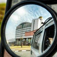 Отражение университета :: Павел Яновский