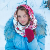 Зимние мотивы 2 :: Роман