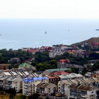 Вид на берег :: Ирина Фирсова