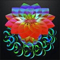 ***Цветок кактуса*** :: Юлия Z