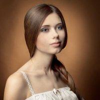 Портрет в светлых тонах :: Дмитрий Бутвиловский