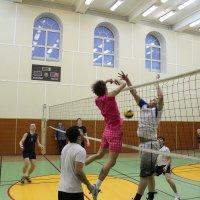 Спартакиада по волейболу. :: victor maltsev