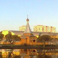 Храм Свято-Троицкого Антониево-Сийского монастыря Архангельской епархии :: Николай