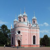Чесменская церковь :: Николай