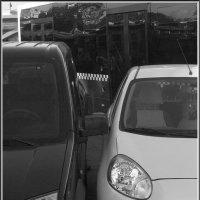 Особенности национальной турецкой парковки :: Михаил Розенберг