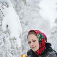 У ёлки :: Руслан Веселов