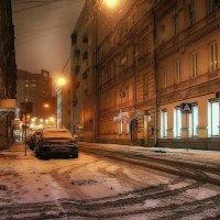 А снег идет... :: марк