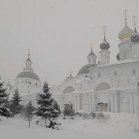 Ростовский Спасо-Яковлевский Димитриев монастырь :: Анастасия Смирнова