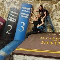 Война и Мир - масштабное произведение :: Дмитрий Бубер