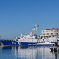 Береговая охрана. :: Геннадий Оробей