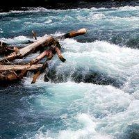 Ниагарский водопад 4 (за 50 метров до водопада) :: Viacheslav