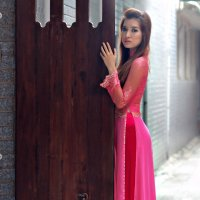Вьетнамская красавица 4 :: Андрей Малинин
