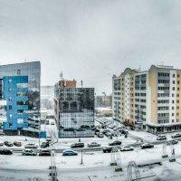 """г.Саранск зимой :: Владимир Неструев (Студия """"ВиКо"""")"""