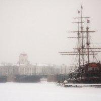 Артём Костюшин - Санкт-Петербург. Снегопад