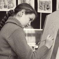 терпение и труд рождают таланты :: Елена Иванова