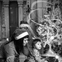 Сказка Новогодней ночи :: Виталий Левшов