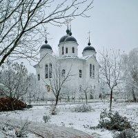 Дорога к храму :: Александр Бойко