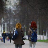 прогулка по городу :: Алексадр Мякшин