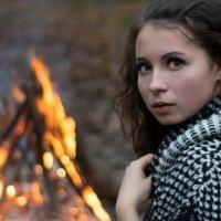 Огонь :: Юстина Андрусишин