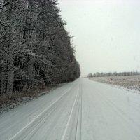 Зимняя дорога :: Сергей F