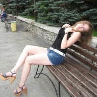 в парке летом :: Анастасия Нагваль