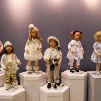 "V Московская международная выставка ""Искусство куклы"" :: Саша Ш."