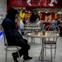 Из серии: В кафе :: Людмила Синицына