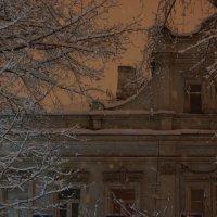 Первый снег в Москве :: Evgen Polyakov