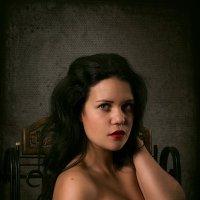 портрет :: Татьяна Исаева-Каштанова
