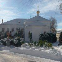 Сретенская домовая церковь Казанской женской обители в г. Ярославль :: Galina Leskova