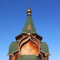 Омск. Церковь Всех Святых :: Savayr