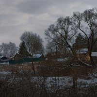 Время. Циферблат  -  зима... :: Юрий