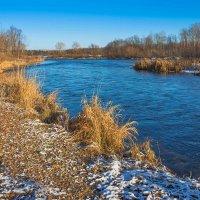 Река осенью :: Любовь Потеряхина