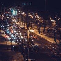 Ночной город :: Ксения Карасёва