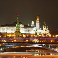 Огни города :: Юрий Кольцов