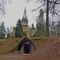 Церковь Петра и Павла :: Наталья Левина