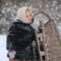 Милаша :: Ольга Косолюкина