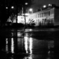 Дождливый вечер :: GL