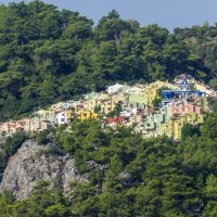 mountain village :: Dmitry Ozersky