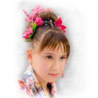 Цветы :: Анна Никонорова