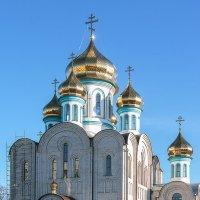 Строится Храм :: Владимир Кроливец