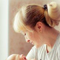 Мама и дочка – две капельки солнца... :: Olga Vitman