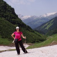 Счастливая туристка. :: Lilija